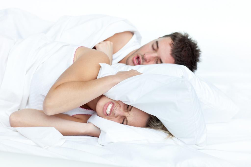 Snoring Problems & Treatments
